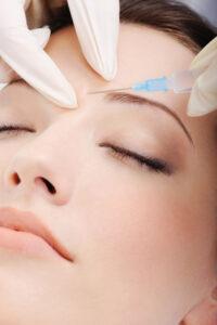 Botox Botulinumtoxin Praxisleistungen kalk lindenthal